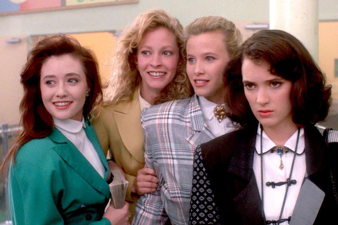 Los 80's en 5 películas de moda