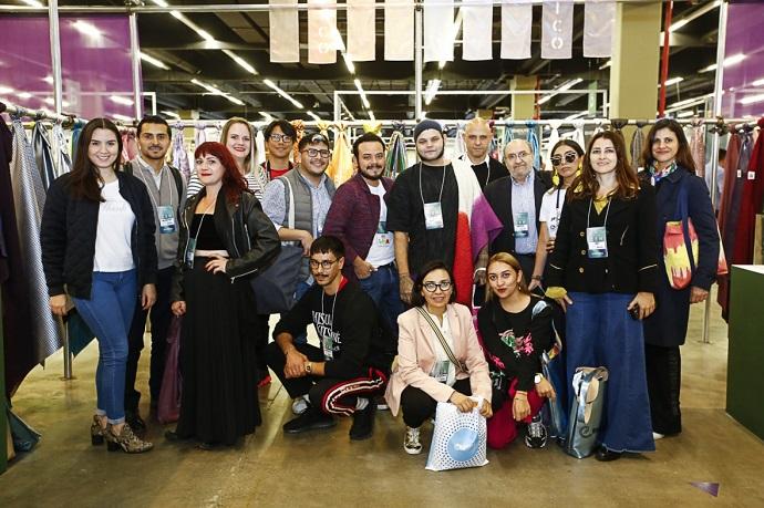 Periodistas y bloggers asistentes al evento de Inspiramais en Sao Paulo