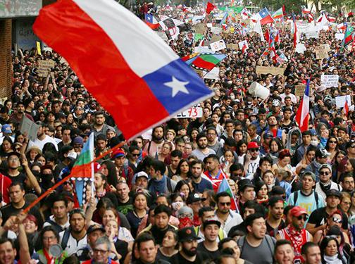 Lecciones desde Chile