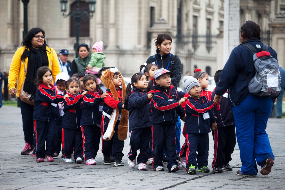 Movilidad en América Latina: mejor que sus padres, pero no que sus pares