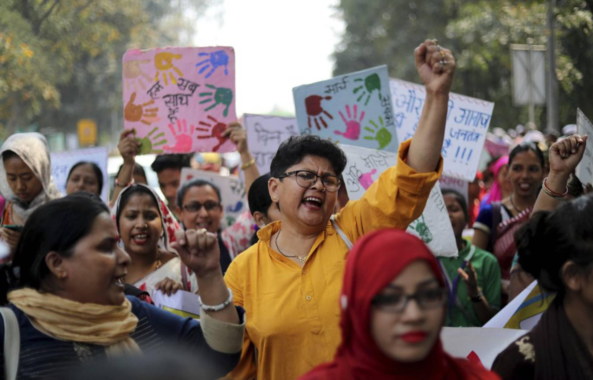 Más de 500 millones de mujeres no tienen protección legal contra el acoso sexual en el trabajo