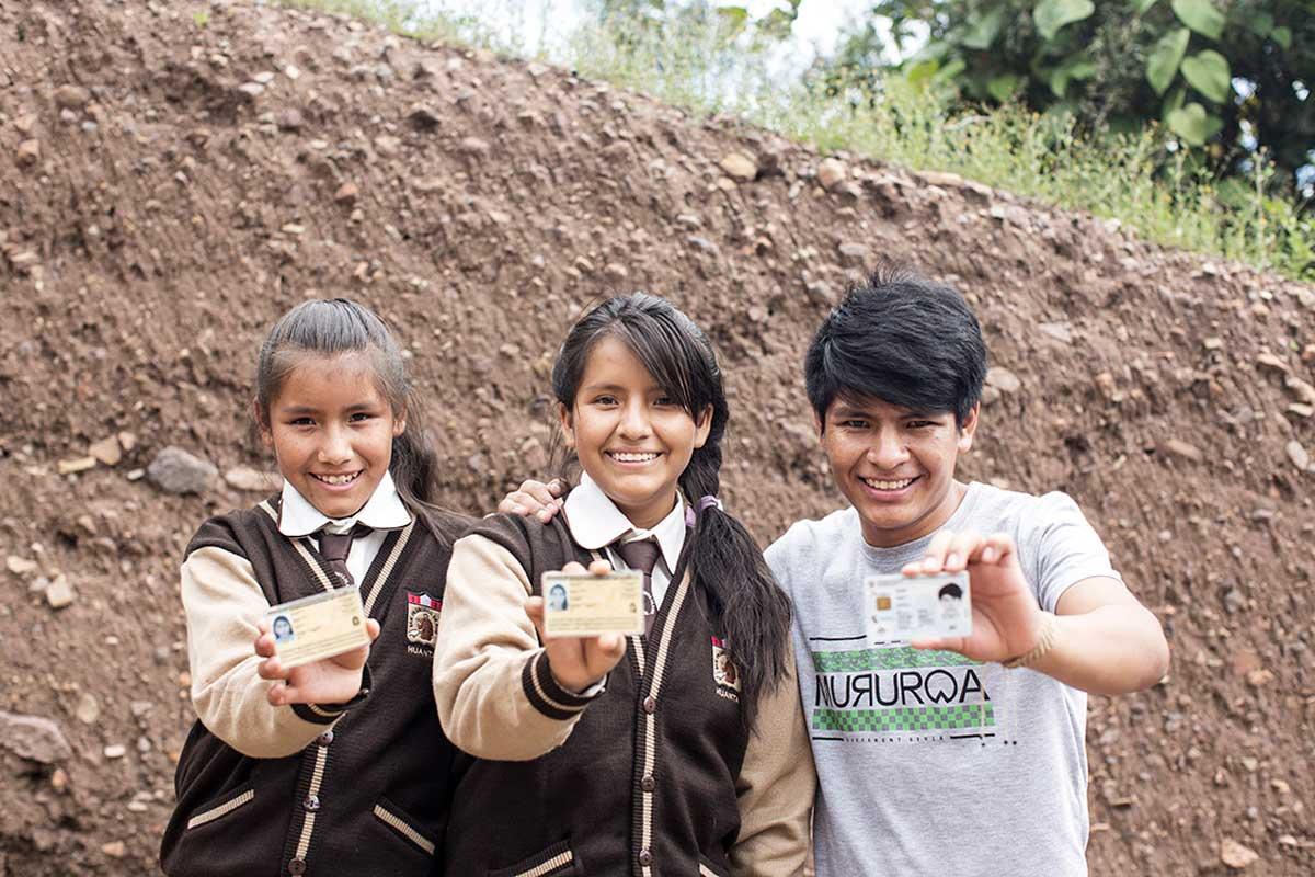 La identificación como elemento central para el desarrollo: ¿qué pueden aprender otros países del Perú?