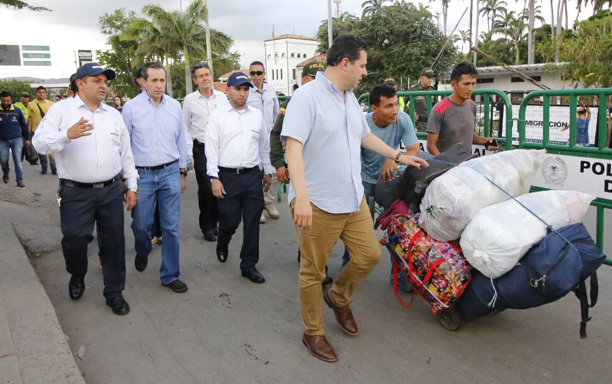 Apoyando a América Latina ante el éxodo venezolano
