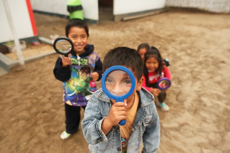 La América Latina del mañana depende de sus niños de hoy