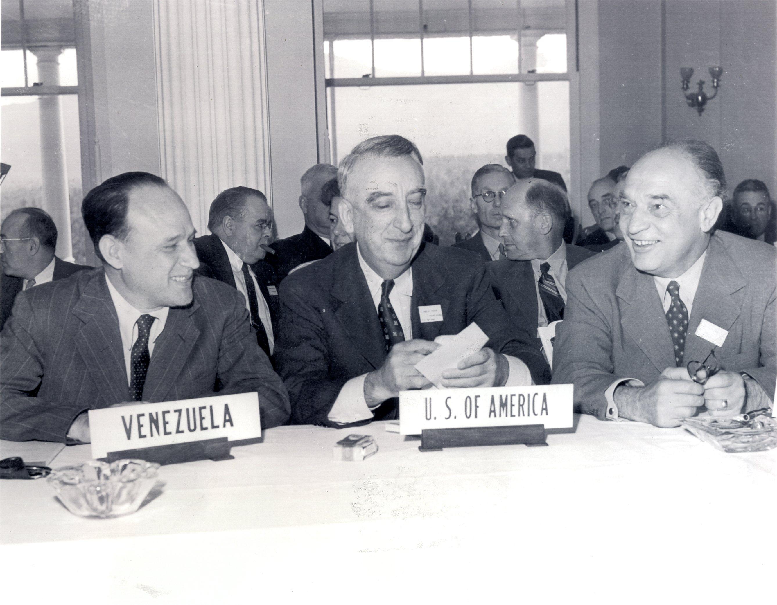 Bretton Woods: 75 años de solidaridad con América Latina y el Caribe