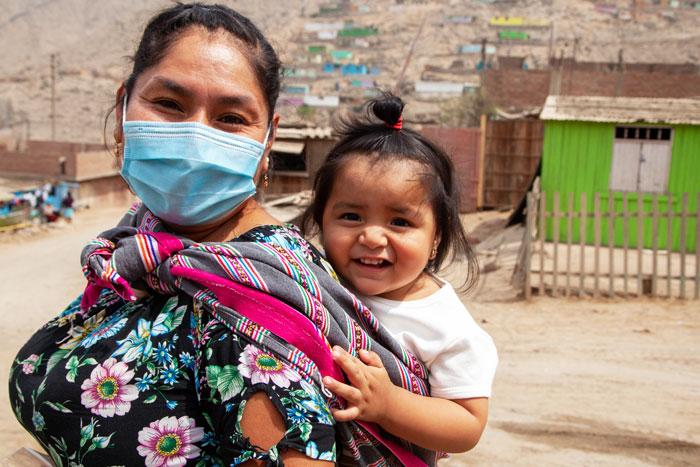 Perú: Estrategias de comunicación digital para apoyar a niños y niñas en la respuesta ante la COVID-19