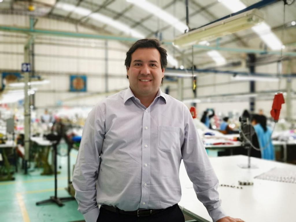 Juan José Córdova - Gerente General de Textil del Valle