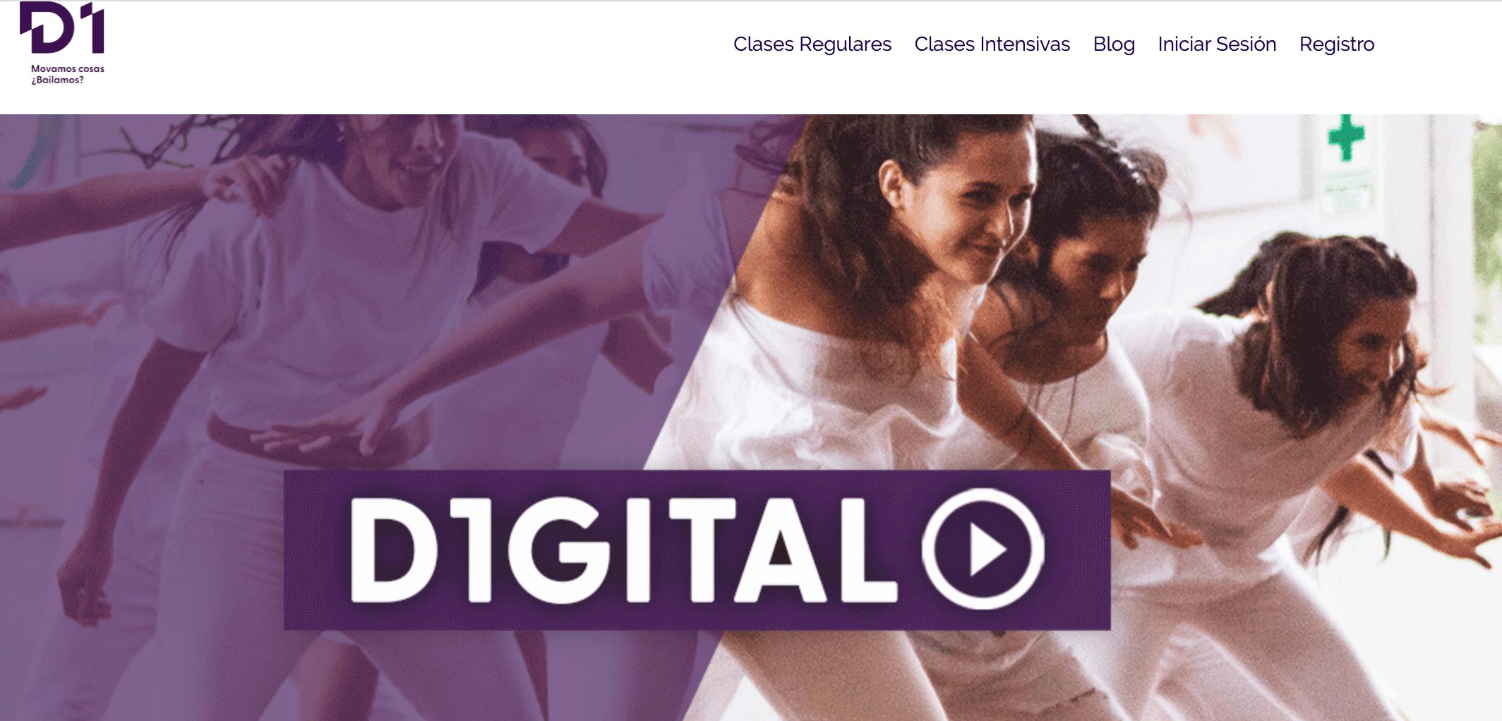 De D1 a D1gital: La nueva apuesta de la escuela de baile de Vania Masías